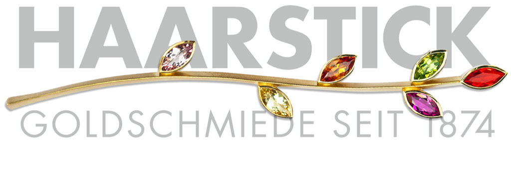 2021 Logo Goldschmiede Haarstick