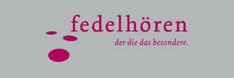 Logo Fedelhören e.V. ©b mal x